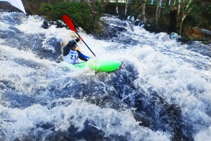 Kayaking Donegal