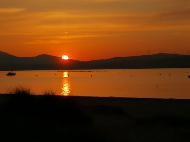 Summer Solstic Sunrise Kayak