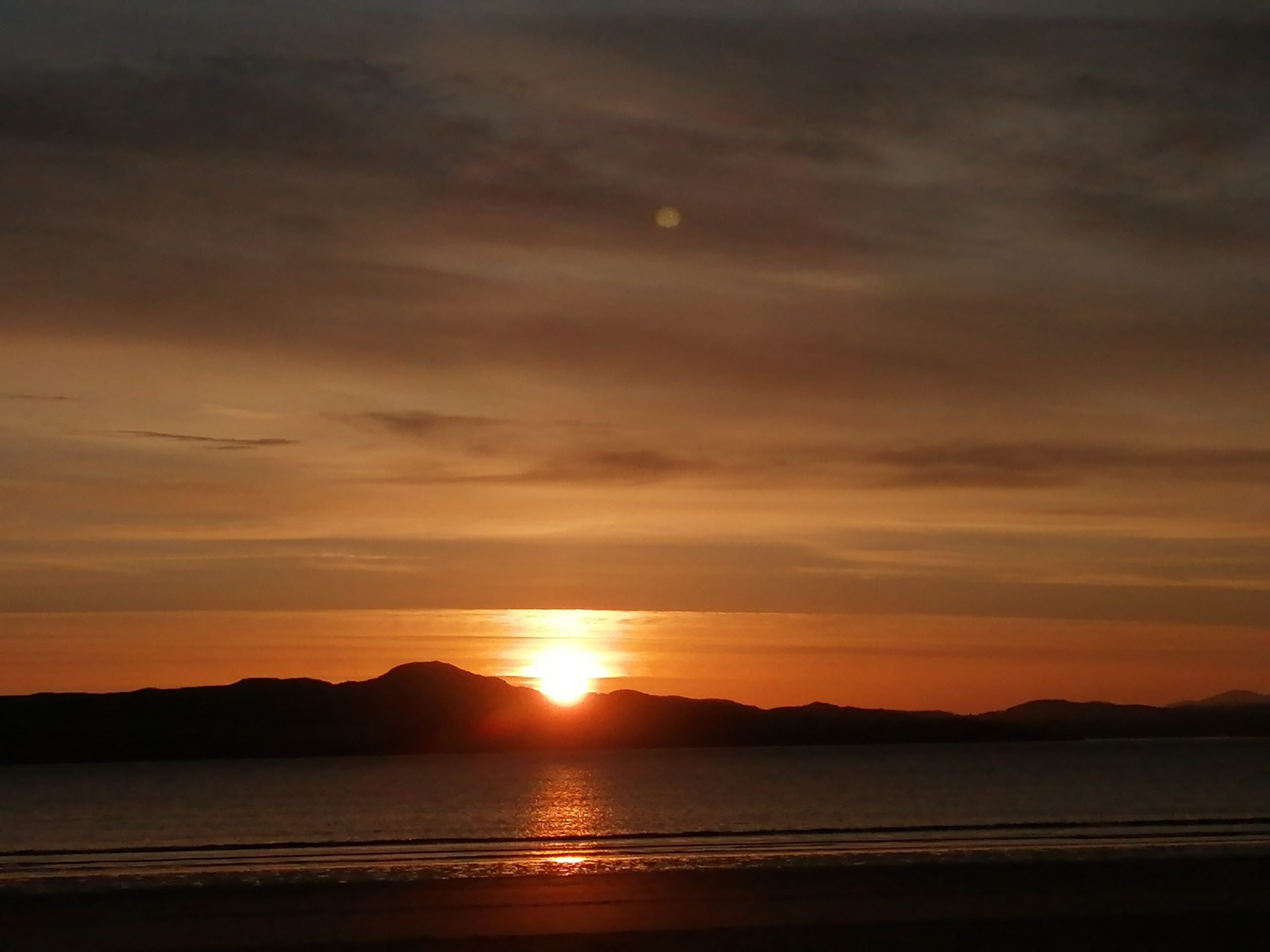 Sunset Kayak Downings
